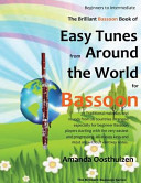 The Brilliant Bassoon Book of Easy Tunes from Around the World