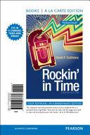 Rockin in Time  Books a la Carte Edition