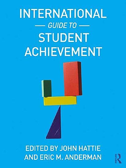 International Guide to Student Achievement PDF