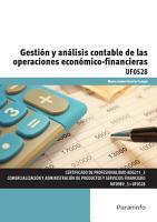 UF0528   Gesti  n y an  lisis contable de las operaciones econ  mico financieras PDF