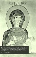 Die darstellungen der allerseligsten Jungf  rau und Gottesgeb  rerin Maria PDF