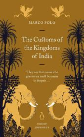 The Customs of the Kingdoms of India