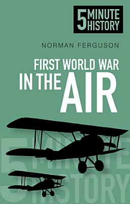 First World War in the Air  5 Minute History PDF