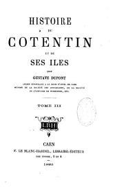 Histoire du Cotentin et des îles
