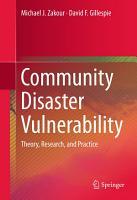 Community Disaster Vulnerability PDF