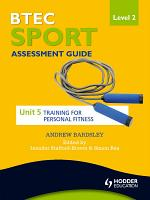 BTEC First Sport Level 2 Assessment Guide: Unit 5 Training for Personal Fitness