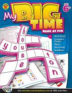 My Big Time Book of Fun, Ages 6 - 9