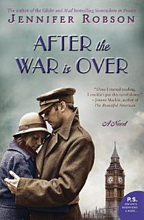 After the War Is Over Book
