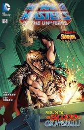 He-Man and the Masters of the Universe (2013- ) #13