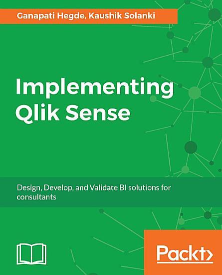 Implementing Qlik Sense PDF
