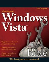 Alan Simpson's Windows Vista Bible