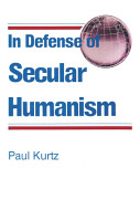 In Defense of Secular Humanism PDF