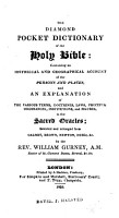 The Diamond Pocket Dictionary of the Holy Bible PDF
