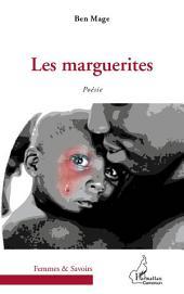Les marguerites: Poésie