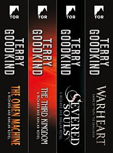 A Sword of Truth Set  Richard and Kahlan Book