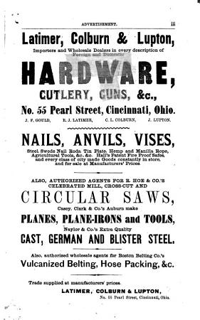 George W  Hawes  Ohio State Gazetteer and Business Directory for     PDF