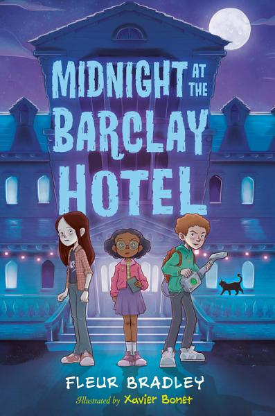 Download Midnight at the Barclay Hotel Book