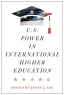 U s  Power in International Higher Education PDF