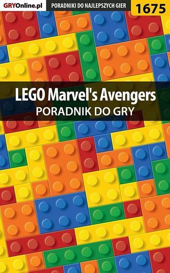 LEGO Marvel s Avengers PDF