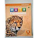 Math Expressions Activity Workbook Grade 5 PDF