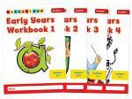 Early Years Workbooks 1-4
