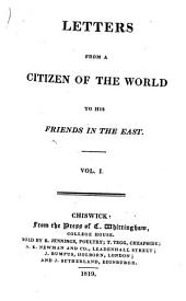 Citizen of the world: Volume 1