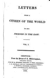 Citizen of the world: Volume 1