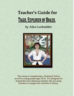 Teacher's Guide for Tiago, Explorer of Brazil