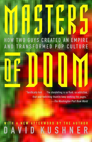 Download Masters of Doom Book
