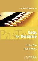 SAQs for Dentistry PDF