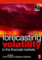 Forecasting Volatility in the Financial Markets: Edition 3