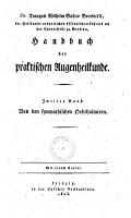Handbuch der praktischen Augenheilkunde PDF