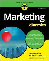 Marketing For Dummies: Edition 5