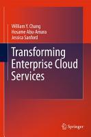 Transforming Enterprise Cloud Services PDF