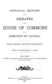 Official Report of Debates, House of Commons: Volume 35