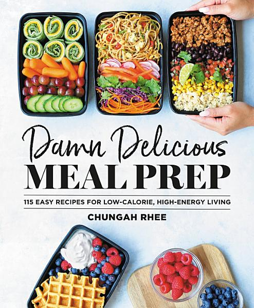 Download Damn Delicious Meal Prep Book