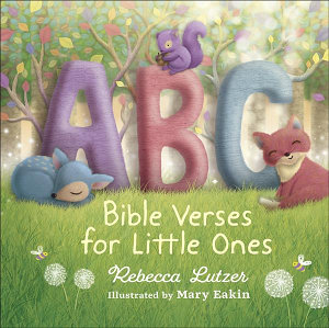 ABC Bible Verses for Little Ones Book