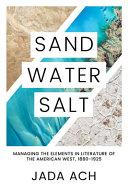 Sand  Water  Salt PDF