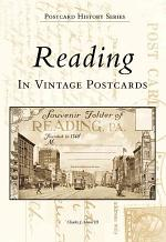 Reading in Vintage Postcards