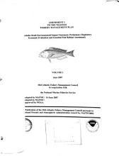 Amendment 1 to the Tilefish Fishery Management Plan PDF