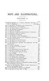 Personal Memoirs of U.S. Grant ...