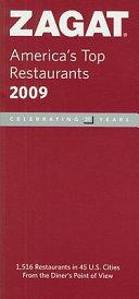 America's Top Restaurants 2009