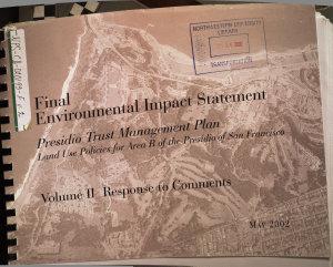 Presidio Trust Implementation Plan Presidio Of San Francisco San Francisco Book PDF