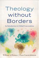 Theology without Borders PDF