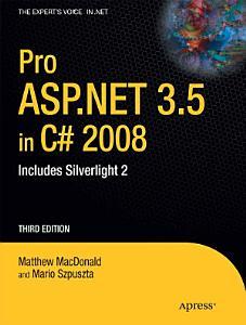 Pro ASP NET 3 5 in C  2008 PDF