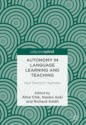 Autonomy in Language Learning and Teaching PDF