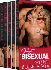 Hot Bisexual Fun: The Collection: MMF Bisexual Threesome Short Story Bundle
