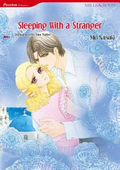 SLEEPING WITH A STRANGER: Mills & Boon Comics