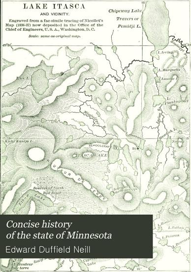 Concise History of the State of Minnesota PDF