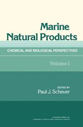 Marine Natural Products V1: Chemical And Biological Perspectives